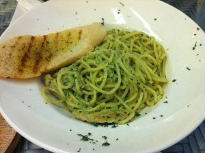 Pesto Pasta anyone?