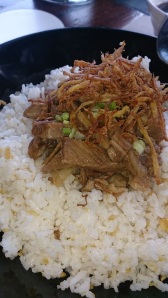 Angus Pares on Ginger Rice