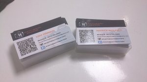 Our Customized Calling Cards