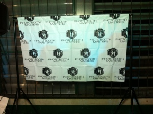 Our very own Back drop