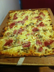Their Best seller pizza which I devoured with utmost satisfaction