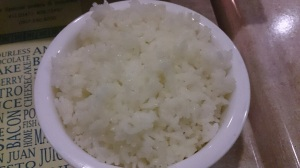 Our Buttered Rice