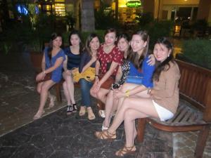Friends for keeps