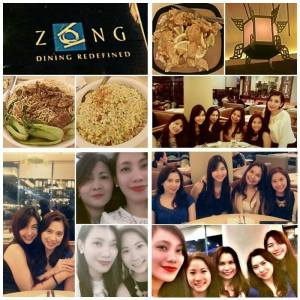 Photo collage from Zong