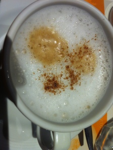 My Bubbly Cappuccino