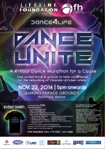 Dance United 2014 coming up! :D