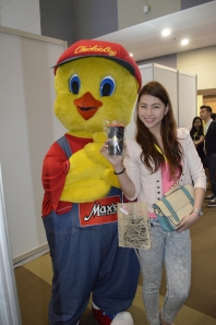 Thanks for my Tumbler!  Max:D