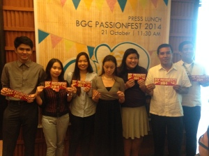 The BGC Team