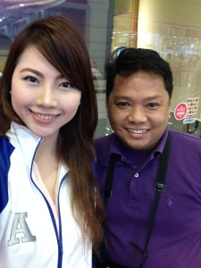 With Sir Rey from Wazzup Pilipinas