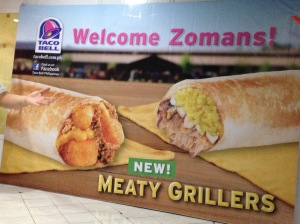 Welcome Zomans!