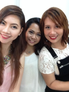 With Ms. Rizza and NIzza