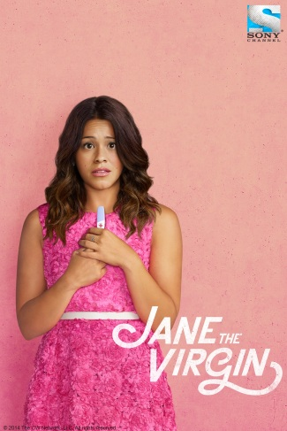 Jane the Virgin - with copyright