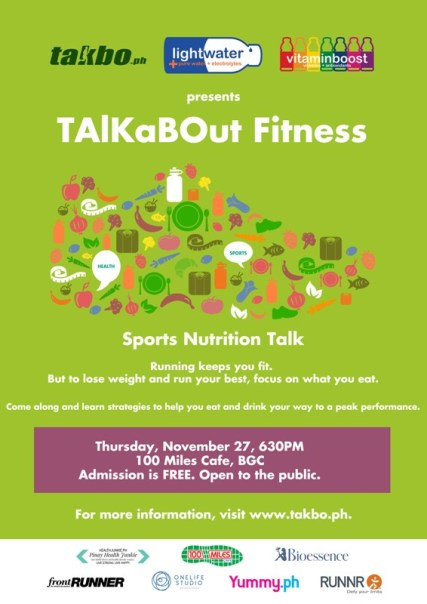 TAlKaBOut Fitness