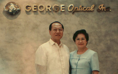 Dr. George Co Sr. and Wife