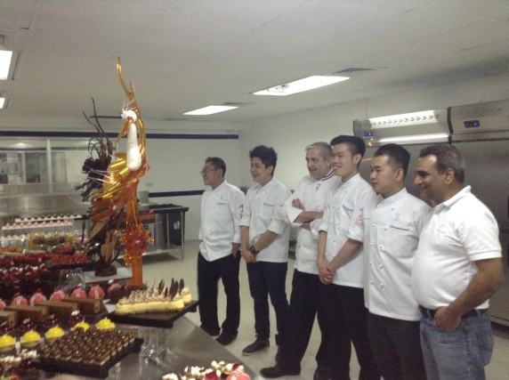 Some of their Staff Chefs