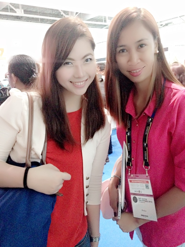 Me and Aci at the Expo :)