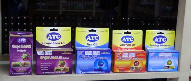 Some of ATC's top of the line products :)