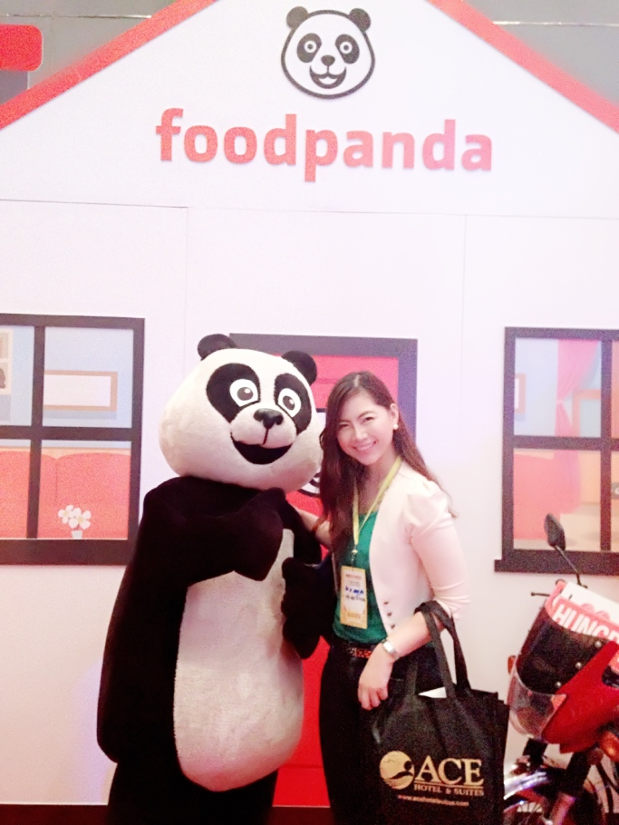 My photo with the Panda