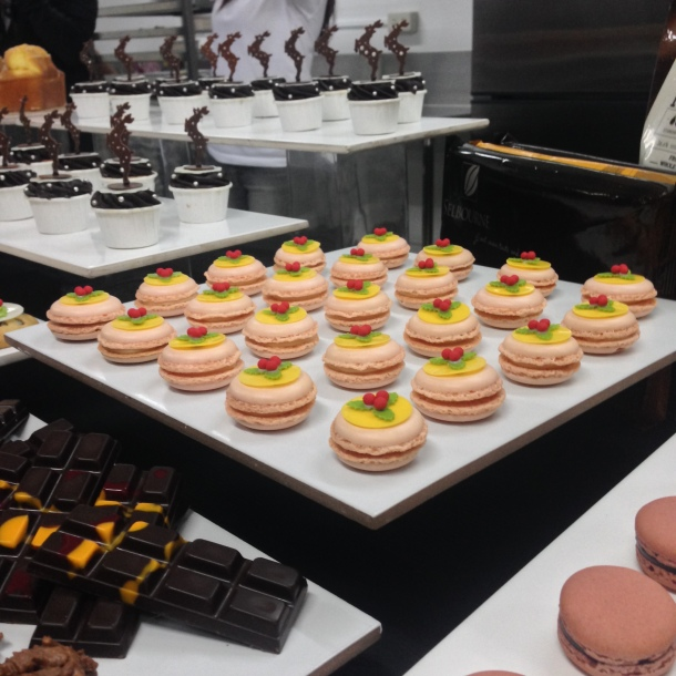 Their Macaroons are also to die for! :) Comparable to those of Bizu