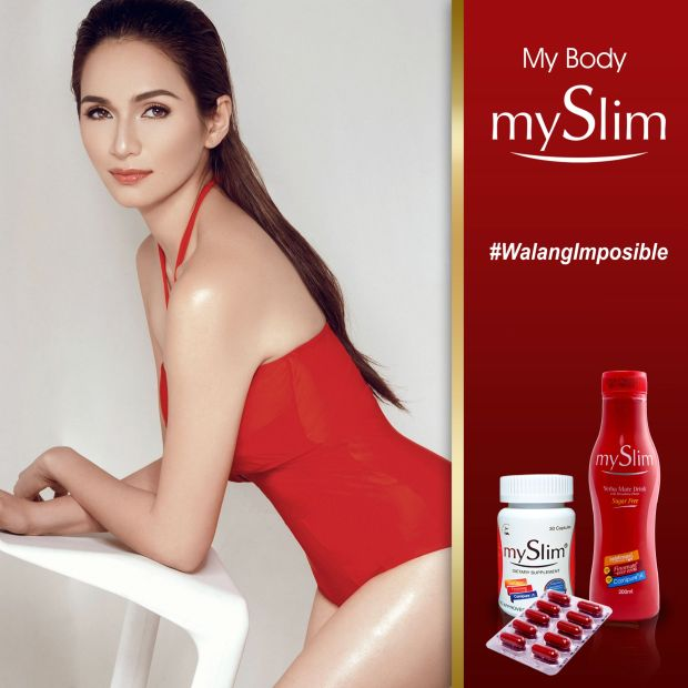 Wish I can be as Slim as Jennylyn with continuous usage