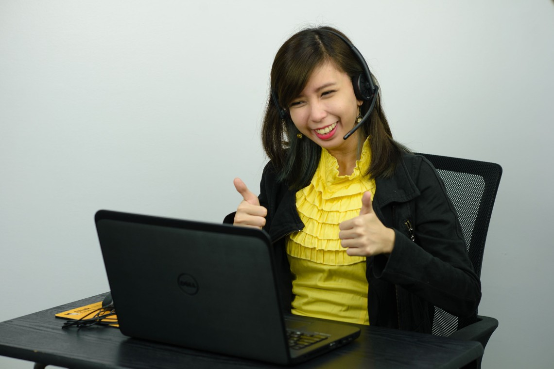 Debunking Myths about Online Teaching_Teacher Moyee